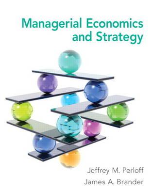 Managerial Economics and Strategy (Hardback)
