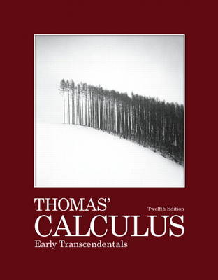 Thomas' Calculus: Early Transcendentals (Hardback)