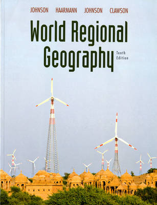World Regional Geography (Paperback)