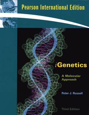 IGenetics: A Molecular Approach (Paperback)