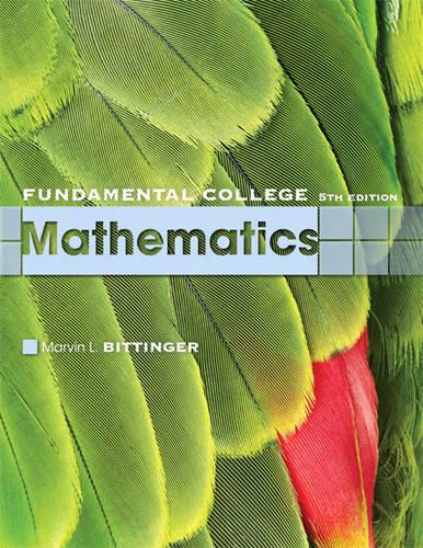 Fundamental College Mathematics (Paperback)