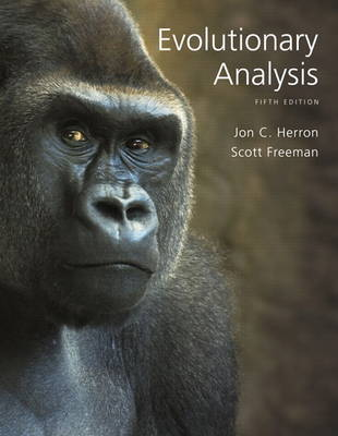 Evolutionary Analysis (Hardback)