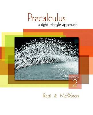 Precalculus: A Right Triangle Approach (Hardback)