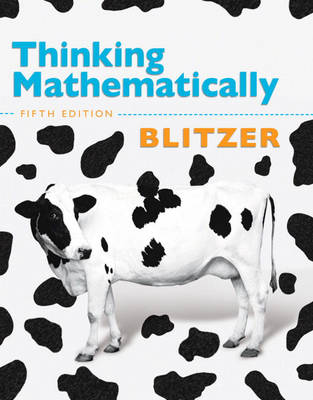 Thinking Mathematically (Hardback)