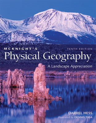 Physical Geography Laboratory Manual: A Landscape Appreciation (Spiral bound)
