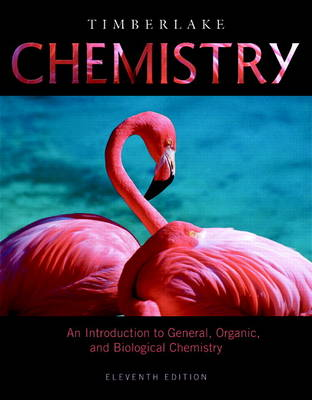 Chemistry: An Introduction to General, Organic, and Biological Chemistry: United States Edition (Hardback)