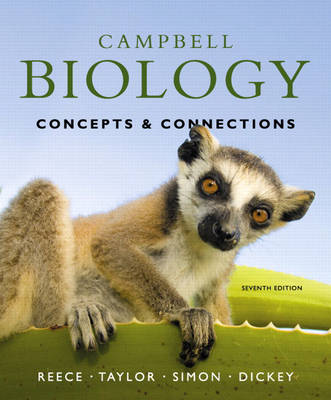 Campbell Biology: Concepts & Connections (Hardback)