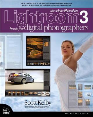 The Adobe Photoshop Lightroom 3 Book for Digital Photographers (Paperback)