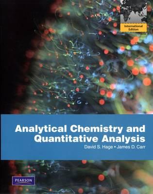 Analytical Chemistry and Quantitative Analysis (Paperback)