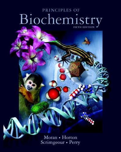 Principles of Biochemistry (Hardback)