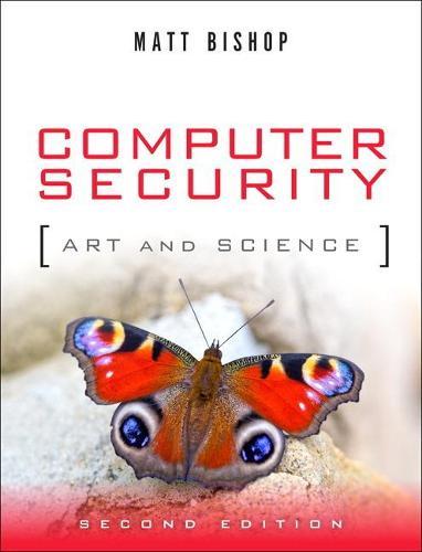 BISHOP: COMP SECURITY _c2 (Hardback)