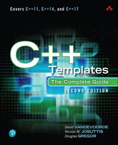C++ Templates: The Complete Guide (Hardback)