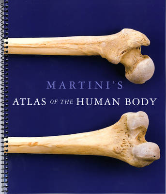 Martini's Atlas of the Human Body (ME Component) (Spiral bound)