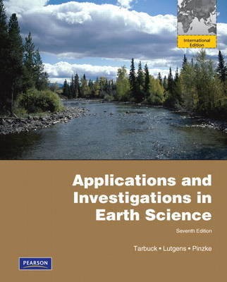 Applications and Investigations in Earth Science (Spiral bound)