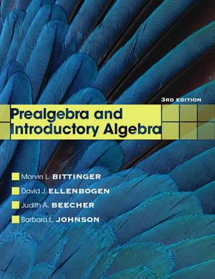 Prealgebra and Introductory Algebra (Paperback)