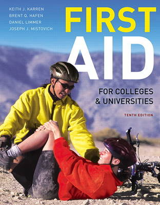 First Aid for Colleges and Universities (Paperback)