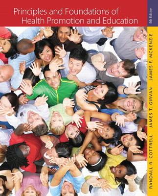 Principles and Foundations of Health Promotion and Education (Paperback)
