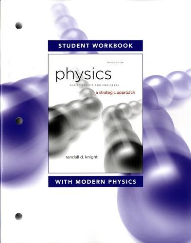 Student Workbook for Physics for Scientists and Engineers: A Strategic Approach with Modern Physics (Paperback)