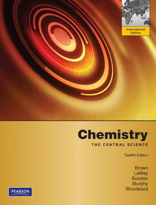 Chemistry: The Central Science Plus MasteringChemistry with Etext -- Access Card Package