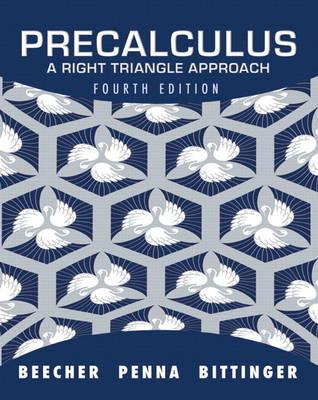 Precalculus: A Right Triangle Approach Plus MyMathLab/MyStatLab -- Access Card Package
