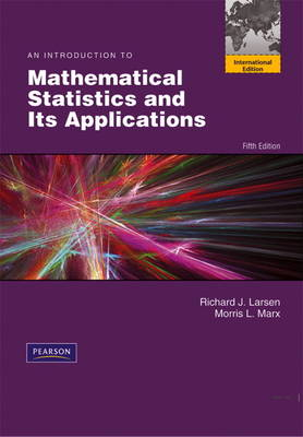 An Introduction to Mathematical Statistics and Its Applications (Paperback)