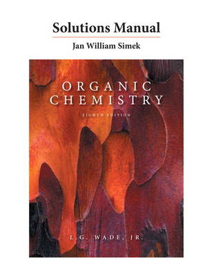 Solutions Manual for Organic Chemistry (Paperback)