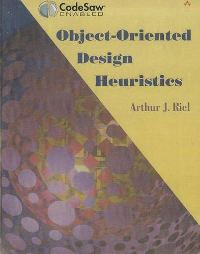 Object-Oriented Design Heuristics (Paperback)
