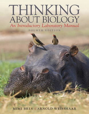 Thinking About Biology: An Introductory Laboratory Manual (Paperback)
