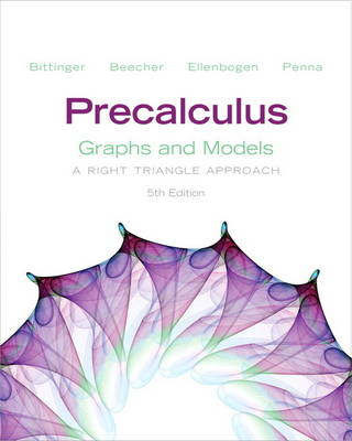 Precalculus: Graphs and Models and Graphing Calculator Manual Package (Hardback)