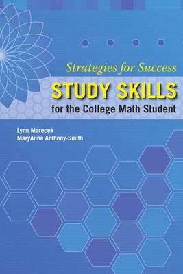 Study Skills for the College Math Student (Paperback)