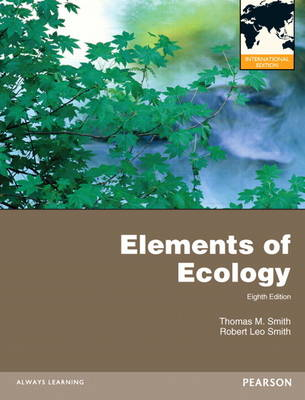 Elements of Ecology (Paperback)