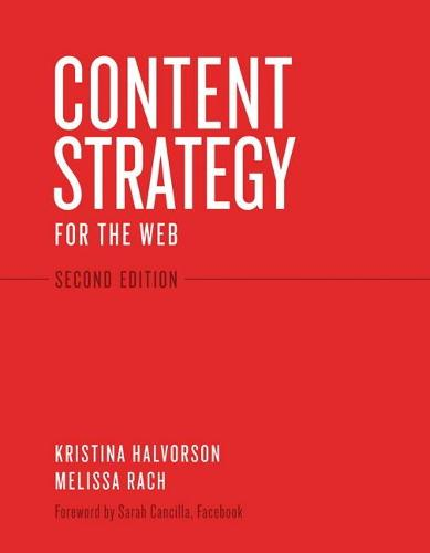 Content Strategy for the Web (Paperback)