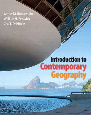 Introduction to Contemporary Geography Plus MasteringGeography with eText -- Access Card Package (Paperback)