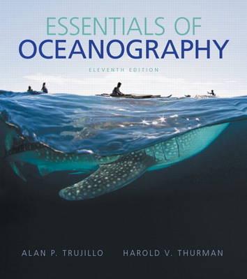 Essentials of Oceanography (Paperback)
