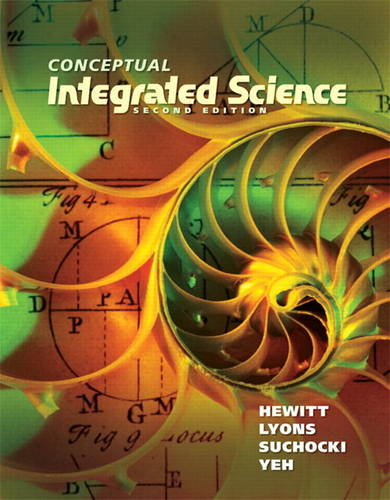 Conceptual Integrated Science (Paperback)