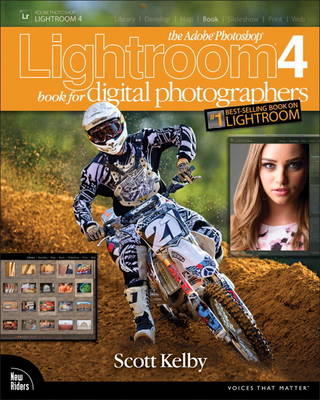 The Adobe Photoshop Lightroom 4 Book for Digital Photographers (Paperback)