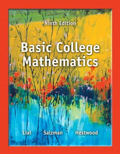 Basic College Mathematics (Paperback)