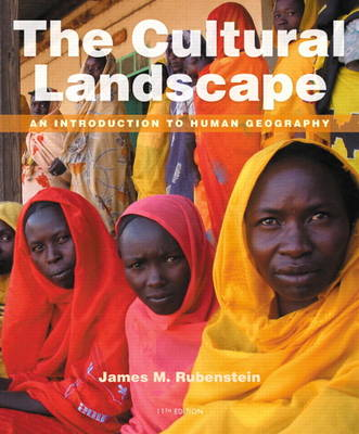 The Cultural Landscape: An Introduction to Human Geography Plus MasteringGeography with Etext -- Access Card Package