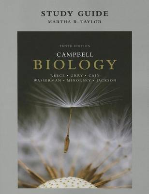 Study Guide for Campbell Biology (Paperback)