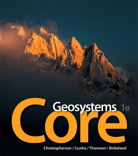 Geosystems Core (Paperback)
