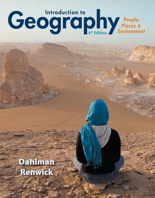 Introduction to Geography: People, Places & Environment Plus MasteringGeography with Etext -- Access Card Package