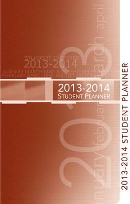 Premier Planner 2013-2014 (Spiral bound)