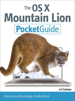 The OS X Mountain Lion Pocket Guide (Paperback)