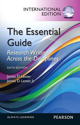 Essential Guide: Research Writing: International Edition (Paperback)