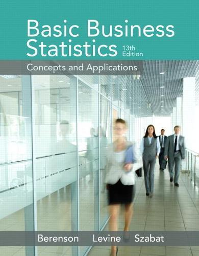 Basic Business Statistics (Hardback)