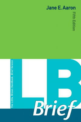 LB Brief with Tabs (Paperback)