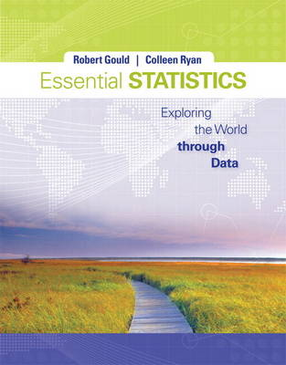 Essential Statistics Plus NEW MyStatLab with Pearson eText -- Access Card Package