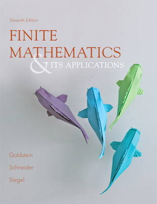 Finite Mathematics & Its Applications (Hardback)