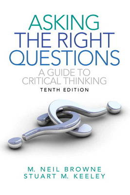 Asking the Right Questions: A Guide to Critical Thinking with New MyCompLab -- Access Card Package