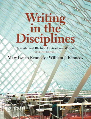 Writing in the Disciplines: A Reader and Rhetoric Academic Writers with New MyCompLab - Access Card Package